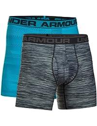 Under Armour Herren Original 6in 2 Pack Novlty Unterhose