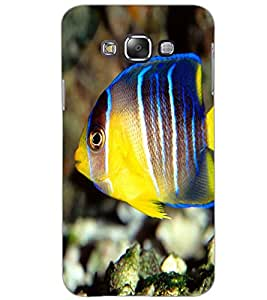 SAMSUNG GALAXY GRAND 3 FISH Back Cover by PRINTSWAG