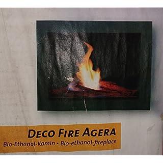 Heissner Kamin Agera B70xH60xT20 cm