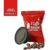 100 cápsulas de café Lavazza compatibles A modo mio - 100 café Venezia cápsulas compatibles máquina de café Lavazza A modo mio - 100 cápsulas compatibles sabor café Venezia - Il caffè italiano.