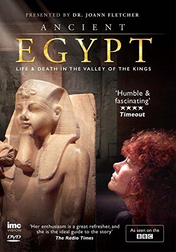 Ancient Egypt Life and Death in the Valley of the Kings - Dr Joann Fletcher - As Seen on BBC2 [UK Import]