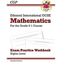 New Edexcel International GCSE Maths Exam Practice Workbook: Higher - Grade 9-1 (with Answers)
