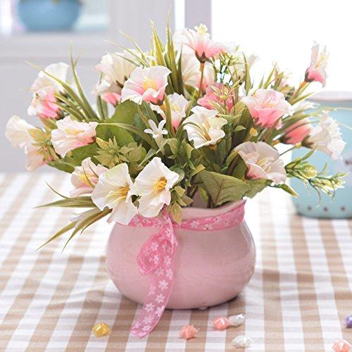Arreglos Florales Lsrht Flores Artificiales Orquídeas Bonsai
