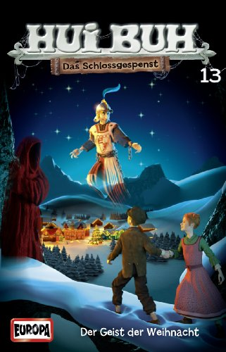 Hui Buh - Das Schlossgespenst - Folge 13 Der Geist der Weihnacht [Hörkassette] [Musikkassette]