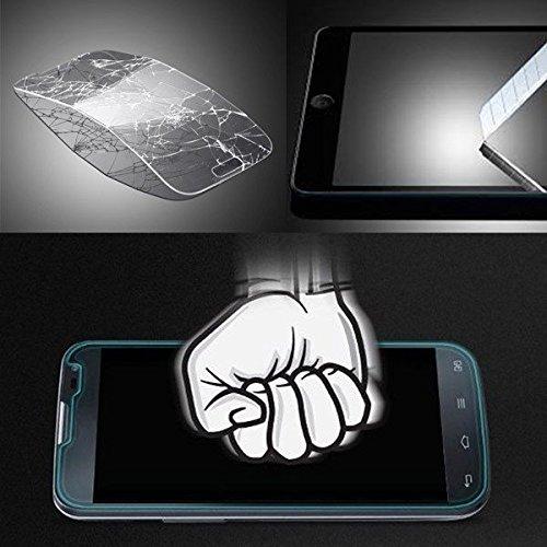 Protettore schermo vetro temperato per Wiko U Feel Lite Pellicola Protettiva Protezione Protettore Glass Screen Protector, Antigraffio, Durezza 9H