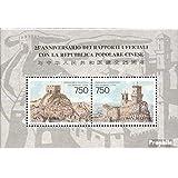 san marin Bloc 20 (complète.Edition.) 1996 diplomatie (Timbres pour les collectionneurs)