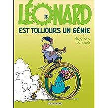 Léonard, tome 2 : Léonard est toujours un génie