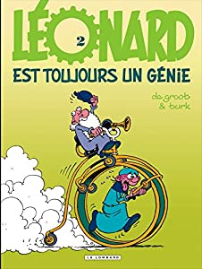 """Afficher """"Léonard est toujours un génie !"""""""