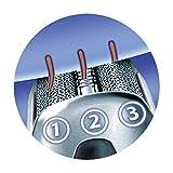 Braun Series 1 Elektrischer Rasierer 197s, silber/schwarz -