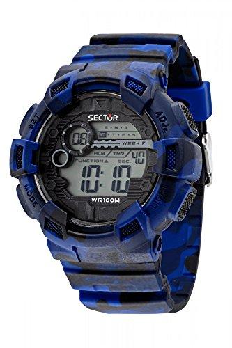 Sector–Reloj de pulsera hombre Street Fashion analógico de cuarzo Varios materiales r3251479003