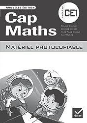 Cap Maths CE1 éd. 2014 - Matériel photocopiable