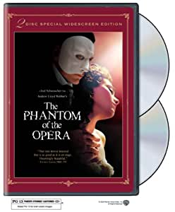 The Phantom of the Opera [Import USA Zone 1]