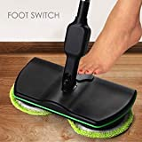 BuyChoice Floor Cleaner Scrubber Polisher Electric Rotary Mop Microfiber Cleaning Mop For Home