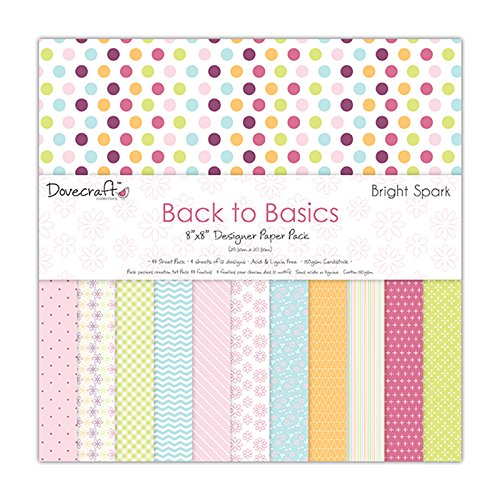 dovecraft-back-to-basics-bright-spark-papeles-estampados-para-manualidades-2032-x-2032cm-fsc