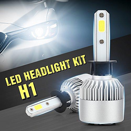 Ricoy anni di garanzia, coppia 9-36V 120W 129000LM LED kit conversione fari lampadina allo xeno bianco