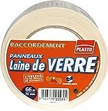 3M Bricolage Et Batiment - Adhesif Raccord Laine Roche/Verre 66Mx75