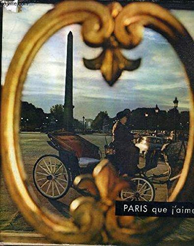 Paris Que J'aime