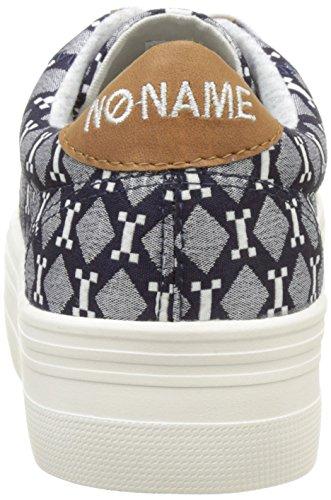 NONAME Plato Sneaker, Basse Donna Blu ( Blue)