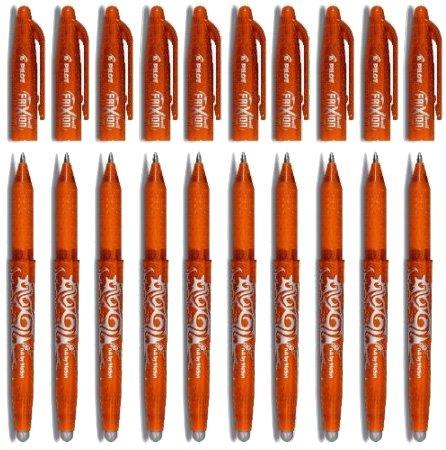 Preisvergleich Produktbild Tintenroller FRIXION BL-FR-7, orange, 0,4mm, VE=10St
