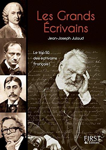 Petit livre de - Les grands écrivains (LE PETIT LIVRE) par Jean-Joseph JULAUD
