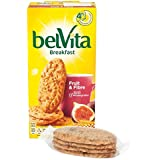 Belvita Fruit & Fibre Biscuits 6 x 50g