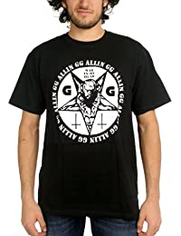 Gg Allin War In My Head Adult T-Shirt