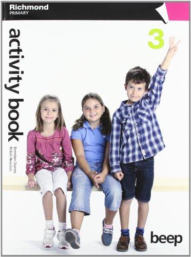Beep 3 activity book