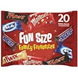 Mars Fun Size Family Favourites Variety Pack, 358g