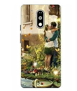 Make My Print Printed Multicolor Soft Back Cover For Motorola Moto G4 Plus