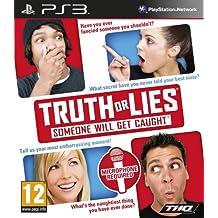 Truth or Lies (PS3) [Importación inglesa]