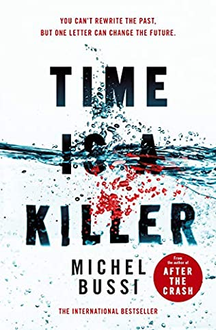 book cover of Time Is a Killer