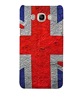PrintVisa Flag 3D Hard Polycarbonate Designer Back Case Cover for Samsung Galaxy J7 2016 :: Samsung Galaxy J7 2016 Duos :: Samsung Galaxy J7 2016 J710F J710FN J710M J710H