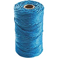 corderie tournonaise 07200 Ficelle agricole Bleu 100 mètres.ø 3 mm