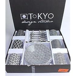 Tokyo Design Studio, Nippon Black Espresso Set 18 teilig, Japan