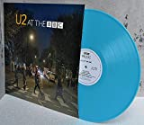 U2 at the BBC LP BLAU farbiges Vinyl Schallplatte eXPERIENCE + iNNOCENCE 2018 PROMO TOUR [vinyl]