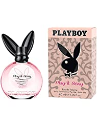 Playboy Play It Sexy Eau de toilette, 1er Pack (1 x 40 ml)