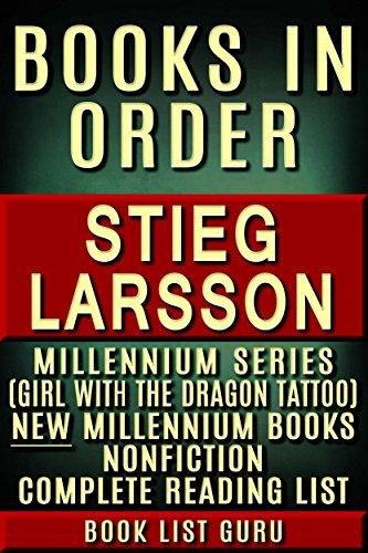 Stieg Larsson Millennium Ebook