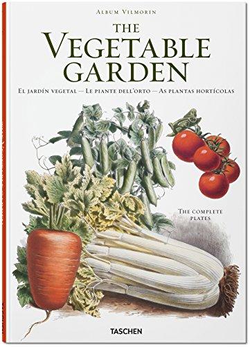 Vilmorin, Vegetable Garden (Soft Cover)