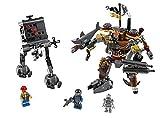 The LEGO Movie - 70807 - Jeu De Construction - Le Duel De Barbe D'acier