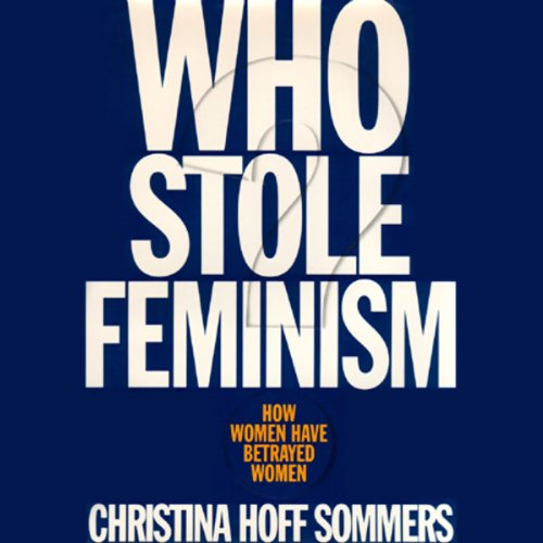Who Stole Feminism?  Audiolibri