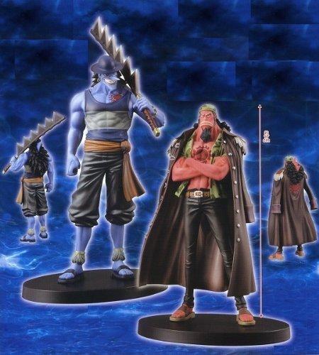 One Piece DXF GRANDLINE MEN vol.15 all set of 2 Aaron Fisher Tiger (japan import)