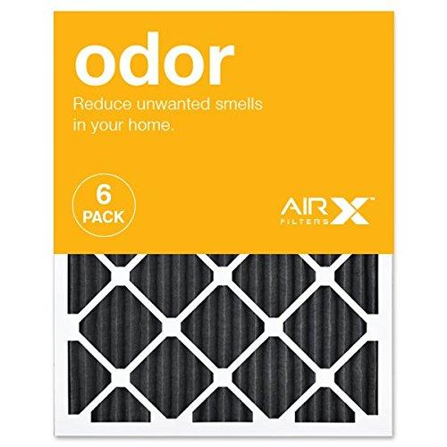 6-Pack US Home Filter SC80-24X24X2 24x24x2 Merv 13 Pleated Air Filter 24 x 24 x 2