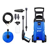 Nilfisk C 120 bar Pressure Washer (includes Patio & car cleaning kit and drain cleaner)