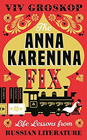 The Anna Karenina Fix: Life Lessons from Russian Literature (Viv & Ingrid Runde Ohrringe)