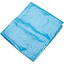 Filmer 38021 - Toldo impermeable para remolque (1,20x1,80), color azul