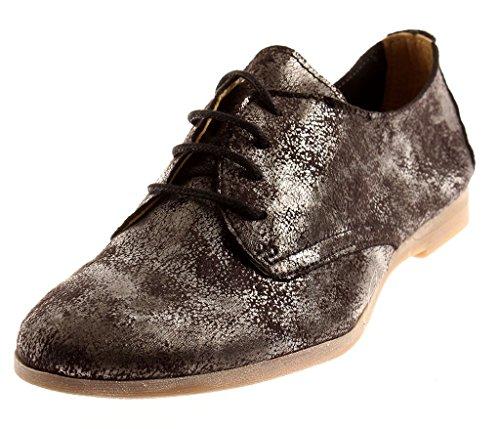 Chaussures Lacets Lacets Stretch DÉté 5151 à Kathamag Par à Femmes prata Kell Chaussures 22 wqxTSz