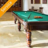 Snooker/Pool Table Assembly