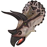 Design Toscano Giant Triceratops Dinosaur Wall Trophy compare prices - amazon