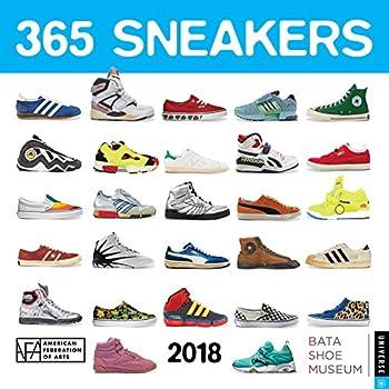 365 Sneakers 2018 Calendar