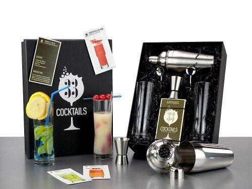 Geschenk Set Cocktail Box